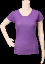 SMART-Tiers_Ladies-Short-Sleeve-Shirt_Purple-Solid_Front_DSC_0233