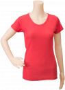 SMART-Tiers_Ladies-Short-Sleeve-Shirt_Red-Solid_Front_DSC_0006