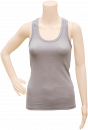 SMART-Tiers_Ladies-Tank-Top_Gray-Solid_Front_DSC_0077