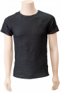 SMART-Tiers_Mens-Short-Sleeve-Shirt_Black-Solid_Front_DSC_0017